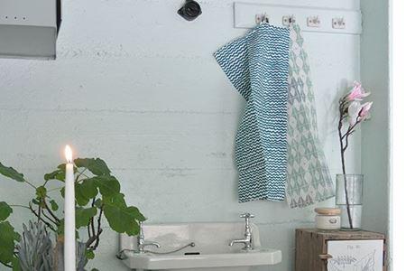 Bild för kategori Handdukar