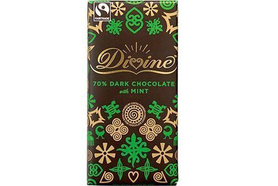 divine choklad återförsäljare