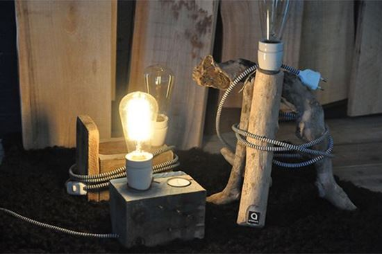 Bild på Skulpturlampa