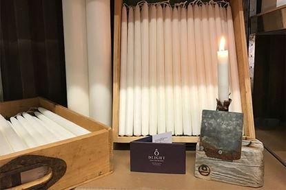 Bild på Stearinljus från Dlight