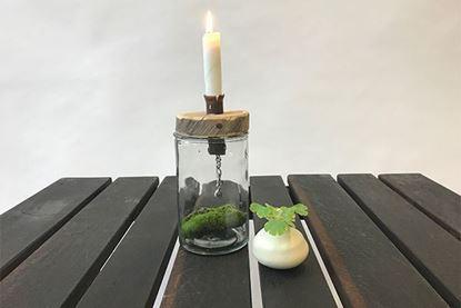 Bild på Ljushållare