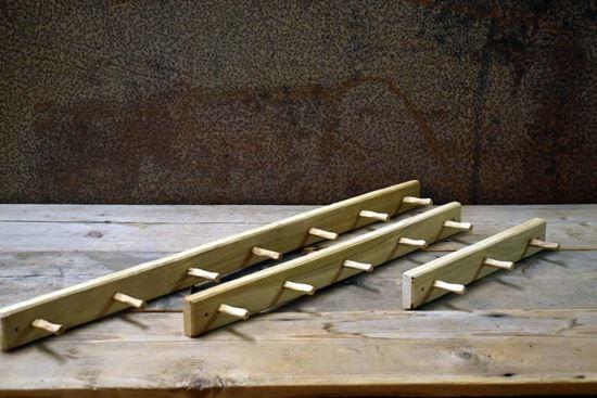 Bild på Hängare med 3,5,7 krokar