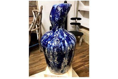 Bild på Stor keramikvas